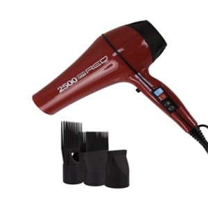 Red by Kiss Ceramic 2500 Turbo Dryer
