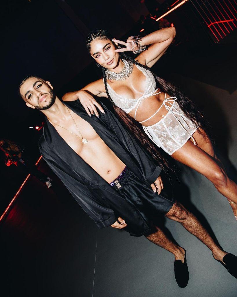 Rihanna's Savage X Fenty Show Vol. 3 Celebrity Photos