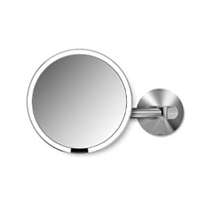 Miroir de maquillage à capteur mural SimpleHuman