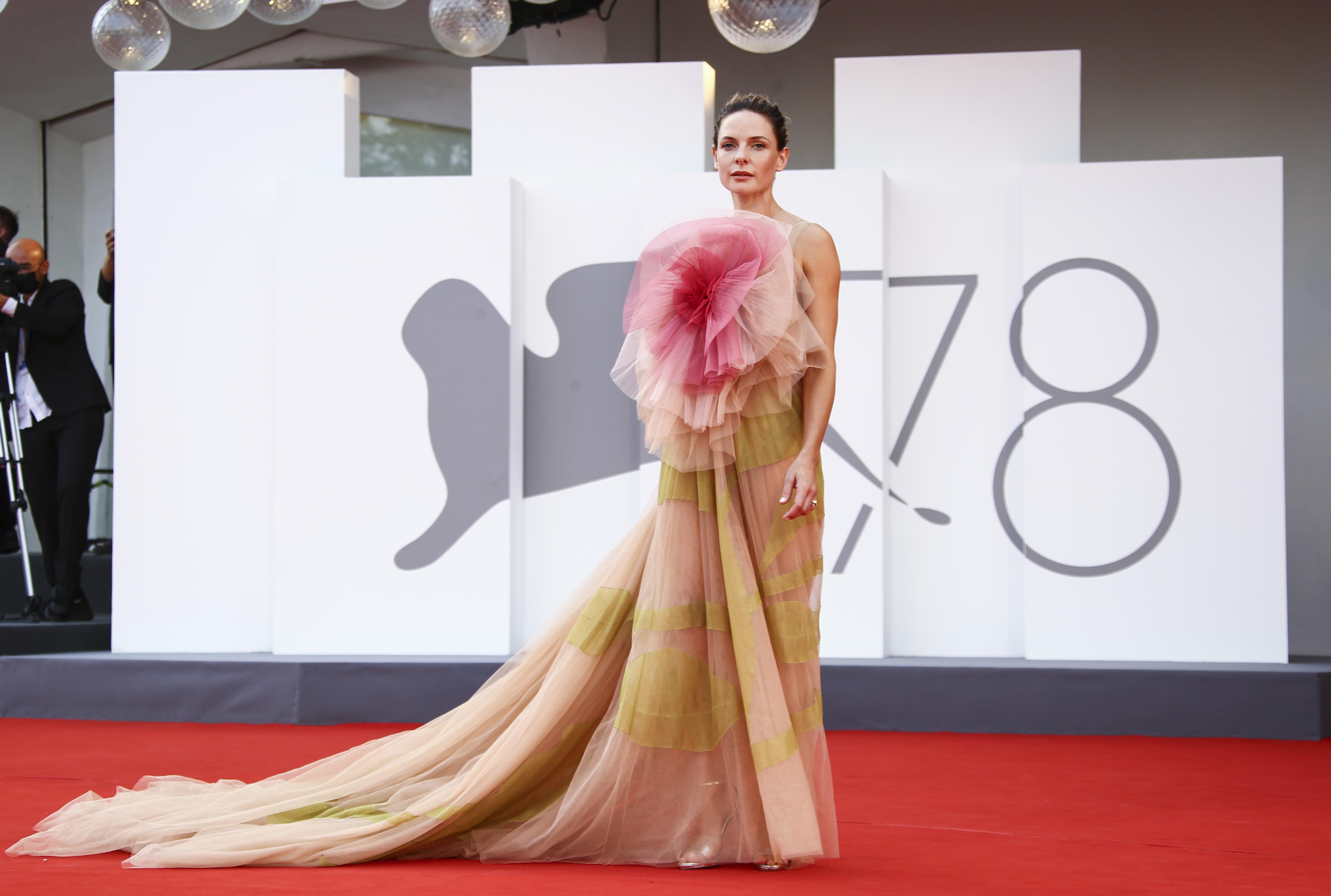 Mostra de Venise 2021 : la meilleure mode sur le tapis rouge