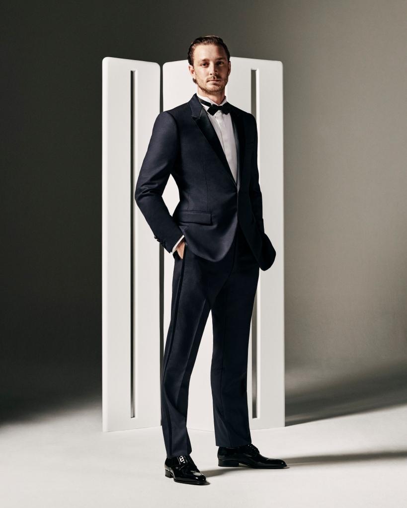 EXCLUSIVE: Dior Names Pierre Casiraghi as Men's Wear Ambassador