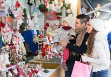 Amex Trendex Report Reveals Plans for Cheerful HolidayTraditions