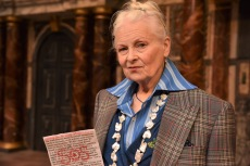 Vivienne Westwood Joins Letters to the Earth Project With LauraWhitmore