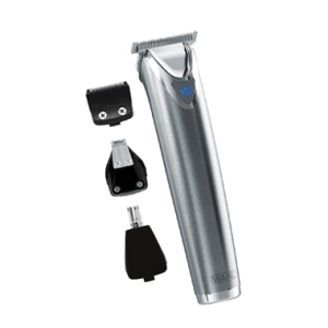 Wahl Stainless Steel Lithium Ion+ Beard and Nose Trimmer